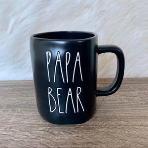 """Rae Dunn """"Papa Bear"""" Mug"""